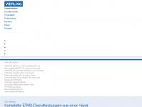 vierling.de Webseite Vorschau