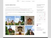 kirche-siebenbaeumen.de Webseite Vorschau