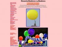 riesenluftballons-luftballons.de