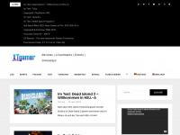 xtgamer.de Webseite Vorschau