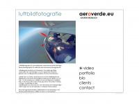 aeroverde.eu Webseite Vorschau