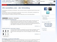 uhr-umstellen.com