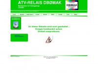 db0mak.de Webseite Vorschau