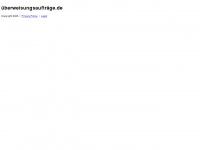 überweisungsaufträge.de Webseite Vorschau