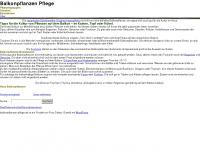 balkonpflanzen-pflege.de