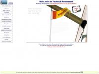 ycacc.de Webseite Vorschau