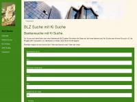 ki-suche.de Webseite Vorschau