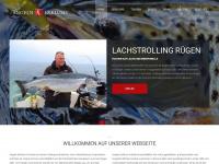 angeln-exklusiv.de Webseite Vorschau