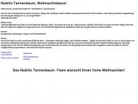 nobilistannenbaum.de