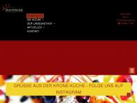 zur-krone-bruennau.de Webseite Vorschau