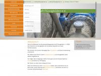bqf-fluessigboden.de Webseite Vorschau