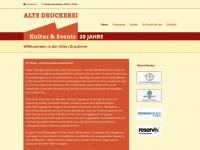 altedruckerei.com