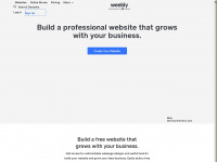 weebly.com Webseite Vorschau