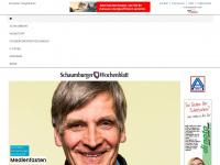 schaumburger-wochenblatt.de Webseite Vorschau