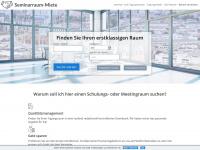 seminarraum-miete.de Webseite Vorschau