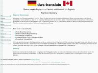 dws-translate.de