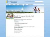 kirchen-in-landstuhl.de Webseite Vorschau