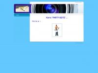 040768kernsparty.de Webseite Vorschau