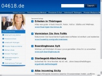 04618.de Webseite Vorschau