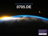 0705.de Webseite Vorschau