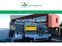 0800wipf.ch Webseite Vorschau