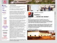 0ec-koeln.de Webseite Vorschau