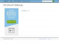 100jahre.de Webseite Vorschau