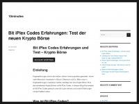 10minutes.de Webseite Vorschau