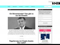 10x10.ch Webseite Vorschau