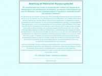 11metre.de Webseite Vorschau