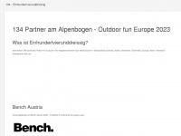 134.at Webseite Vorschau