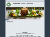 13pfaffen.de Webseite Vorschau