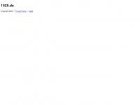 1525.de Webseite Vorschau
