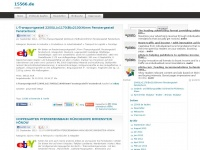 15566.de Webseite Vorschau