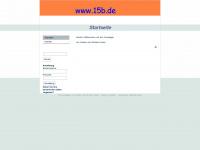 15b.de Webseite Vorschau