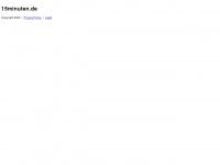 15minuten.de Webseite Vorschau