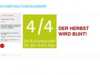 180grad-kultur.de Webseite Vorschau