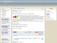 190000.de Webseite Vorschau