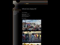 1960er.ch Webseite Vorschau