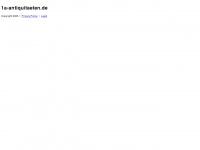 1a-antiquitaeten.de Webseite Vorschau