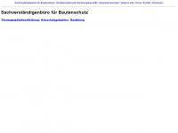 1a-baudiagnostik.de Webseite Vorschau