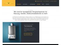 1a-berndl.at Webseite Vorschau