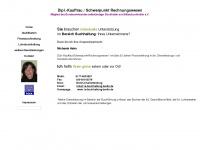 1a-buchhaltung-berlin.de Webseite Vorschau