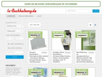 1a-buchhaltung.de Webseite Vorschau