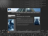 1a-clean.de Webseite Vorschau