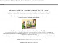 1a-ferienwohnung-eckernfoerde.de Webseite Vorschau