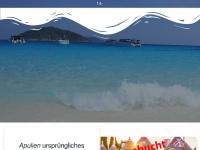 1a-individualreisen.de Webseite Vorschau