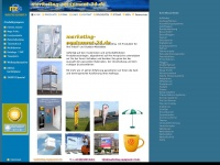 1a-marketing-equipment.de Webseite Vorschau