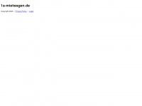 1a-mietwagen.de Webseite Vorschau