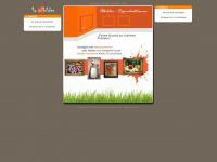 1a-oelbilder.de Webseite Vorschau